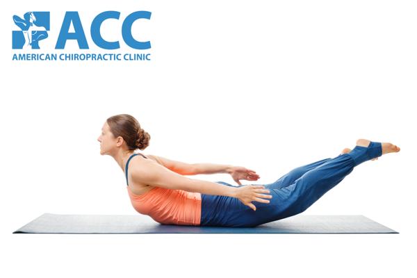 bài tập đau cột sống lưng