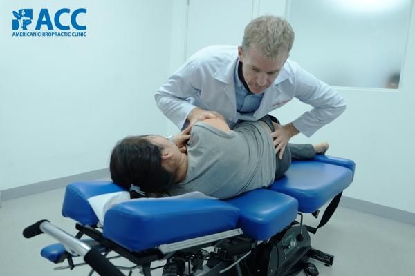 điều trị đau cột sống lưng