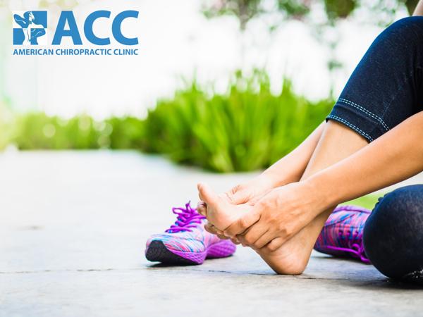 chứng đau xương khớp bàn chân