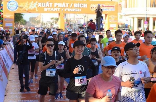 ACC đồng hành giải Việt dã báo Tiền Phong