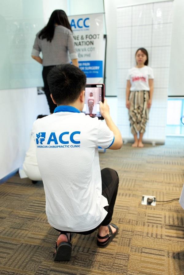 Chương trình tầm soát bệnh văn phòng cùng phòng khám ACC