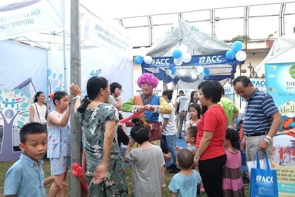 Phòng khám ACC tham dự picnic tại Hà Nội
