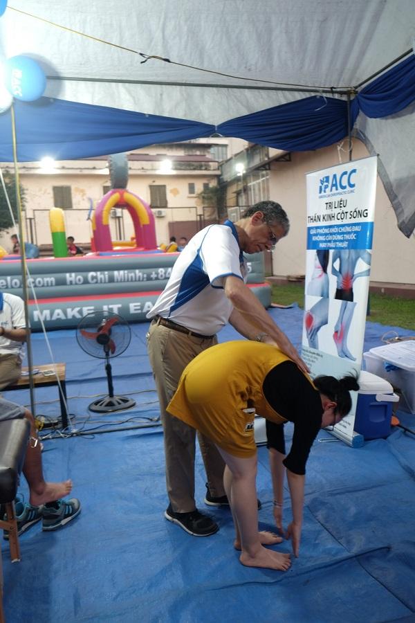 ACC tham dự picnic tại Hà Nội