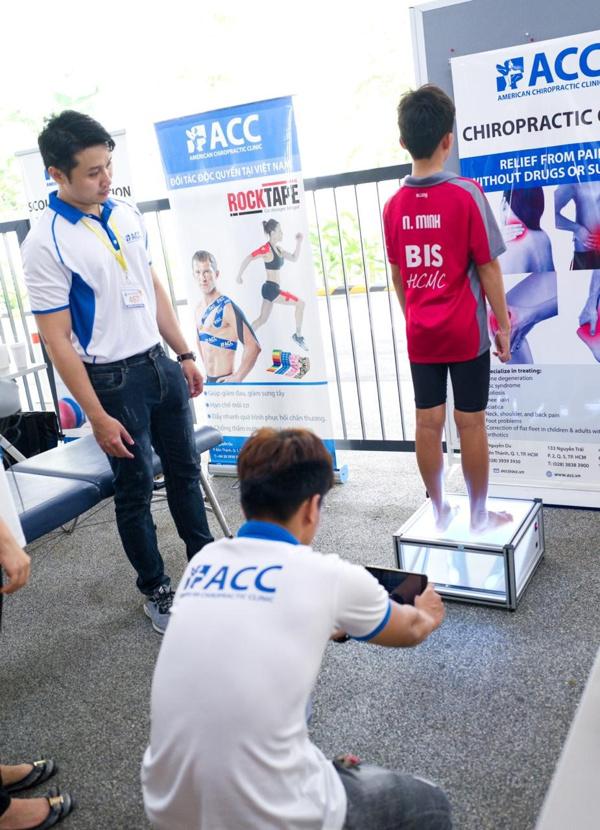 Sự kiện ACC 2019 cùng trường ISHCMC