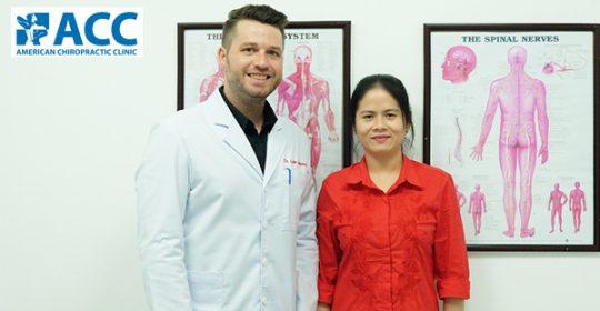Hành trình chữa đau lưng sau sinh do thoát vị đĩa đệm của chị Trúc Mai