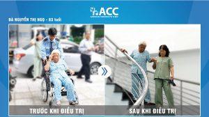 Bệnh nhân Nguyễn Thị Ngọ