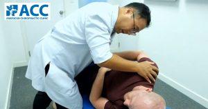chữa đau đầu gối hiệu quả tại phòng khám ACC