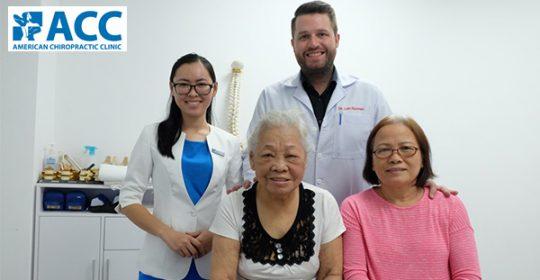 An hưởng tuổi già với phương pháp chữa thoát vị đĩa đệm mới cho người cao tuổi