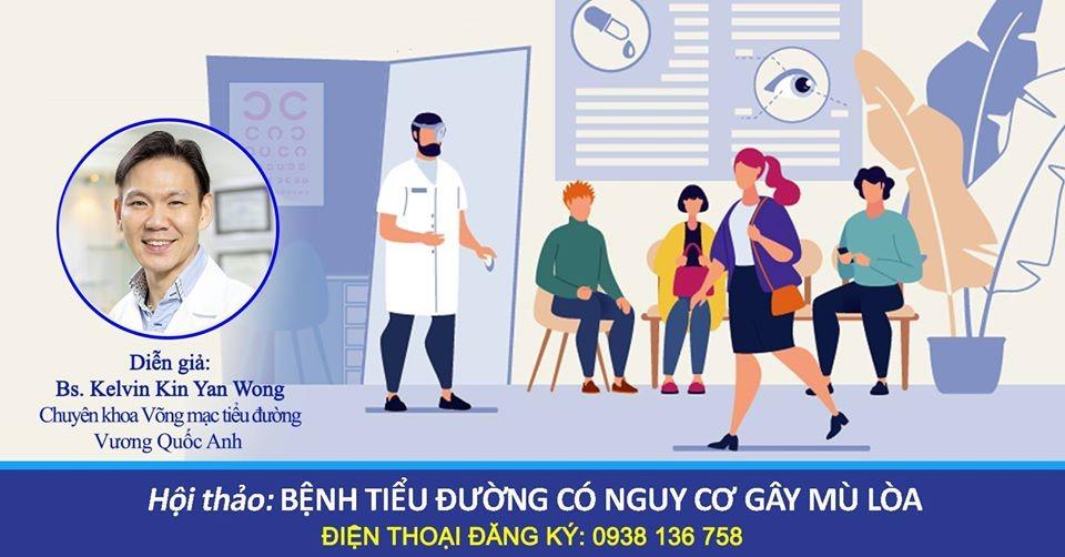 Hội thảo chăm sóc sức khỏe cho người bệnh tiểu đường