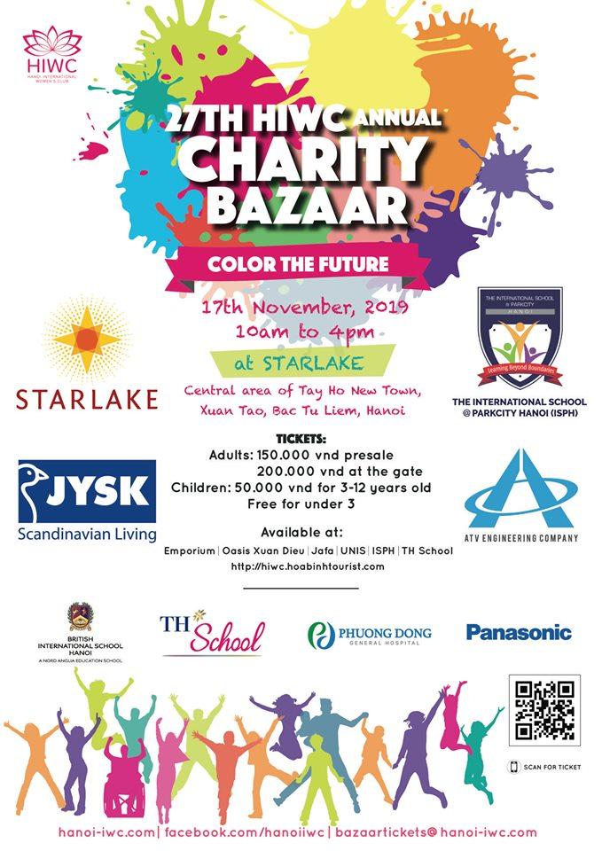 Hội chợ từ thiện Bazaar