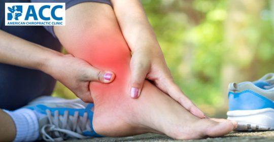 7 điều cần biết khi bị giãn hoặc đứt dây chằng cổ chân