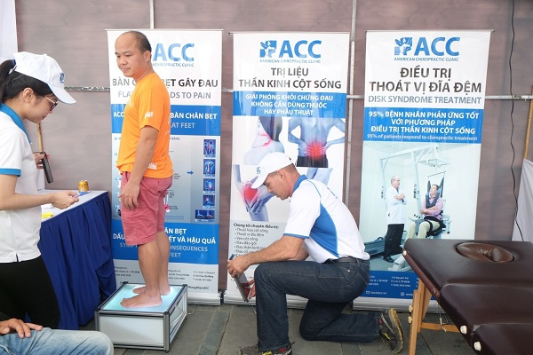 Sự kiện ACC đồng hành Marathon