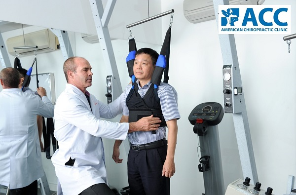chữa gai cột sống tại acc không phẫu thuật