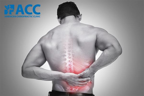 gai cột sống gây đau thắt lưng