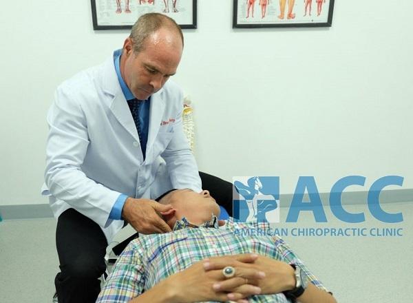 phòng khám ACC trị liệu thần kinh cột sống