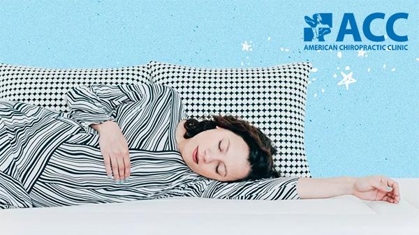 căng cơ do ngủ sai tư thế