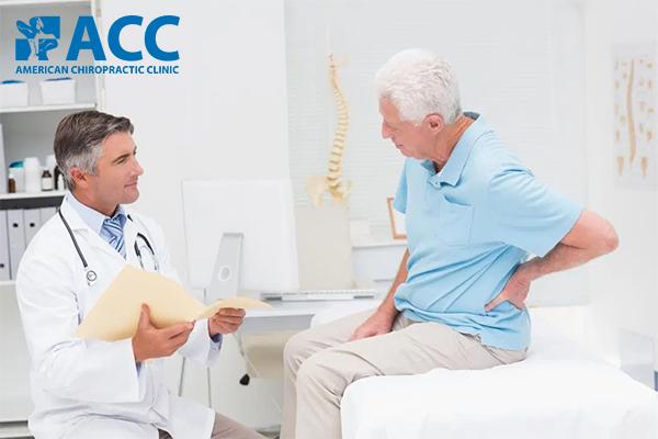 điều trị đau lưng dưới hiệu quả