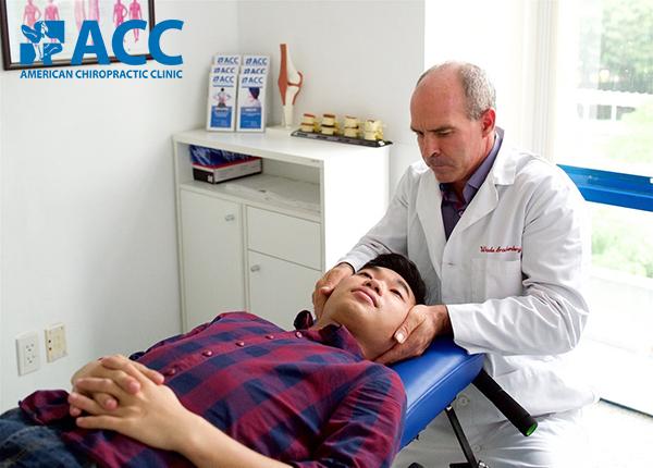 trị đau vai gáy tại phòng khám ACC