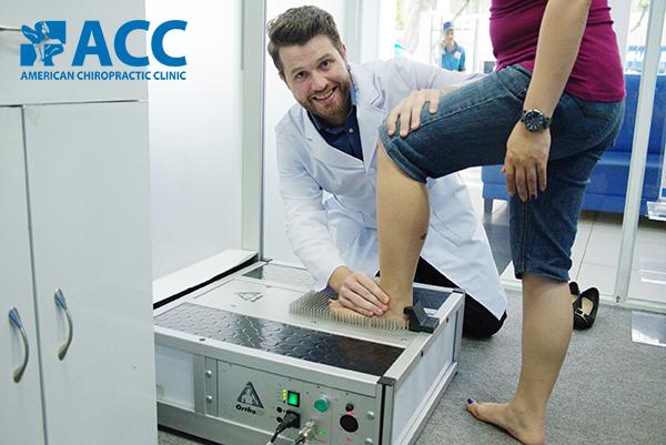 Đo thông số bàn chân bằng công nghệ CAD-CAM