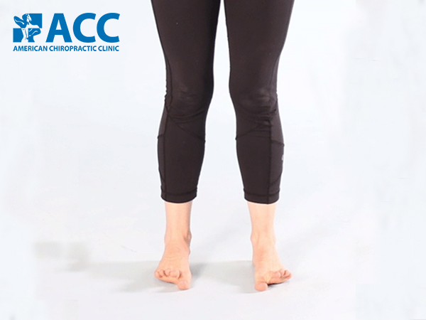 trị bàn chân bẹt với bài luyện tập ngón chân
