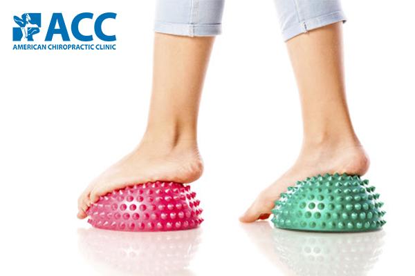 trị bàn chân bẹt với bài tập thể chất