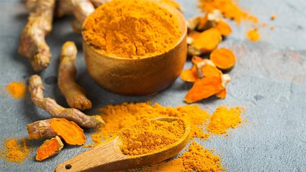 nghệ chứa nhiều curcumin giúp kháng viêm