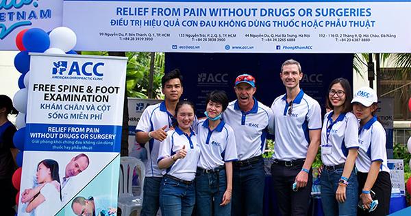 Phòng khám ACC đồng hành cùng Hiệp hội thương mại Hoa Kỳ Amcham tổ chức ngày hội gia đình chào mừng quốc khánh Mỹ 04-07-2020 tại Hà Nội và Thành Phố Hồ Chí Minh