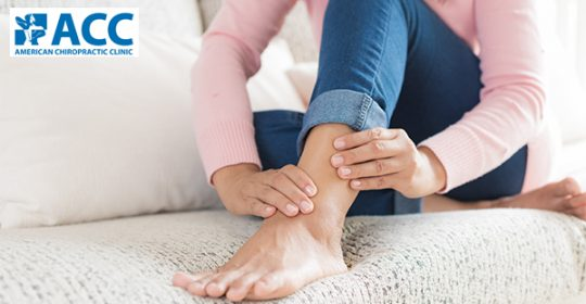Viêm khớp cổ chân: hiểu rõ nguyên nhân để điều trị hiệu quả