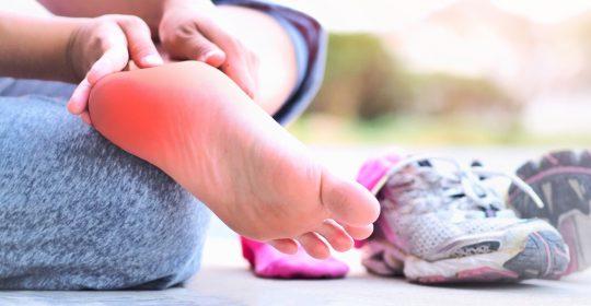 Tất tần tật những vấn đề xoay quanh gai gót chân