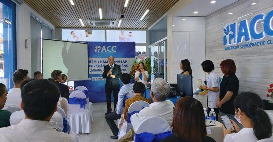 ACC kỷ niêm một năm hoạt động tại Đà Nẵng