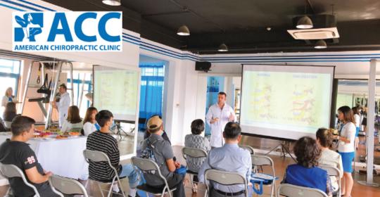 Muốn chữa được bệnh cần hiểu bệnh từ đâu mà tới? – Chương trình Hội thảo dành riêng cho bệnh nhân Phòng khám ACC