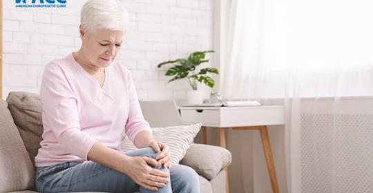 Vì sao thoái hóa khớp cần sớm được chữa trị?