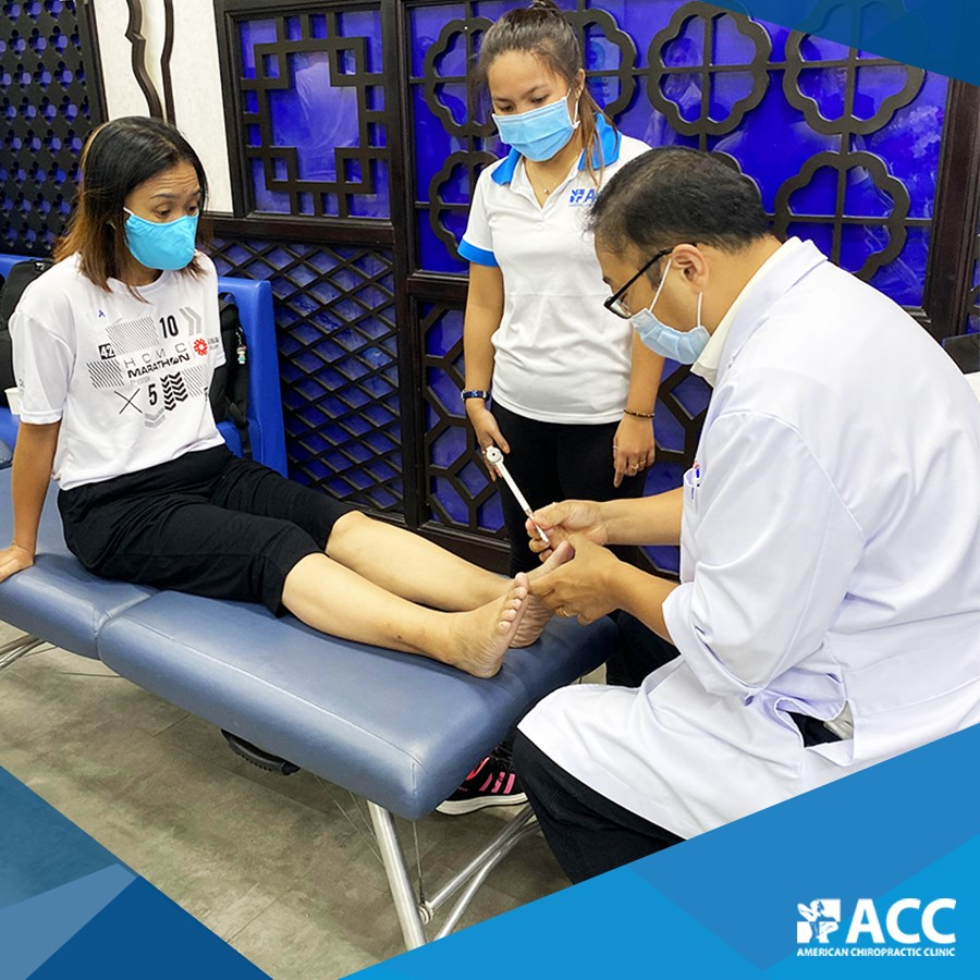 ACC hỗ trợ runners