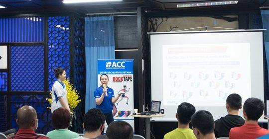 ACC HỖ TRỢ RUNNERS CHUẨN BỊ TỐT NHẤT CHO GIẢI CHẠY SALONPAS HCMC MARATHON 2021!!