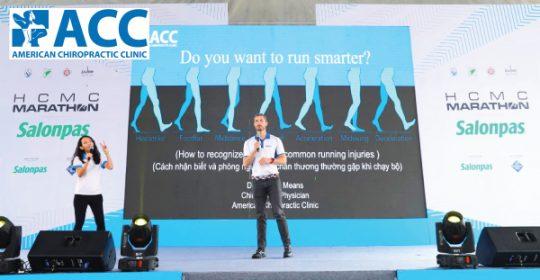 ACC KHỞI ĐỘNG NĂM MỚI TRÀN ĐẦY HỨNG KHỞI TẠI SỰ KIỆN SALONPAS HCMC MARATHON 2021