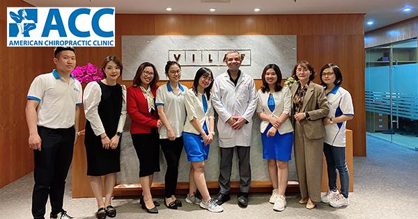 Hội thảo sức khỏe tại công ty Luật VILAF
