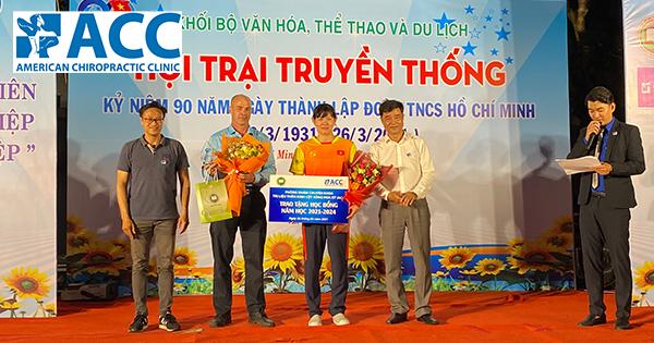 ACC tài trợ học bổng cho Ánh Viên – 'Kình ngư' Việt Nam
