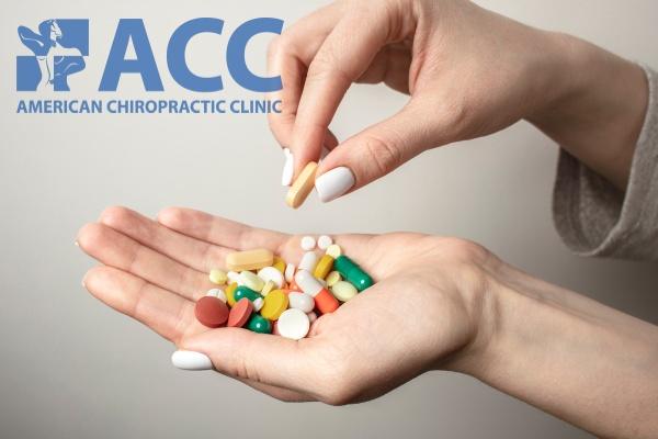 dùng thuốc giảm đau chỉ có tác dụng tạm thời