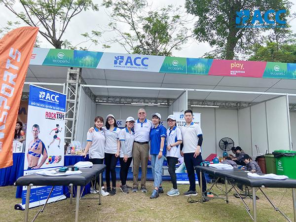 ACC đồng hành cùng giải chạy Ecopark Marathon 2021
