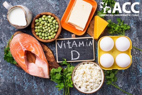 thực phẩm giàu vitamin D giúp xương khớp chắc khỏe