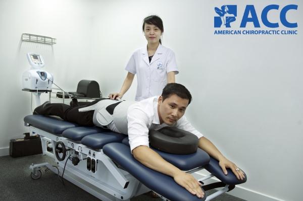 điều trị đau cột sống thắt lưng bằng DTS