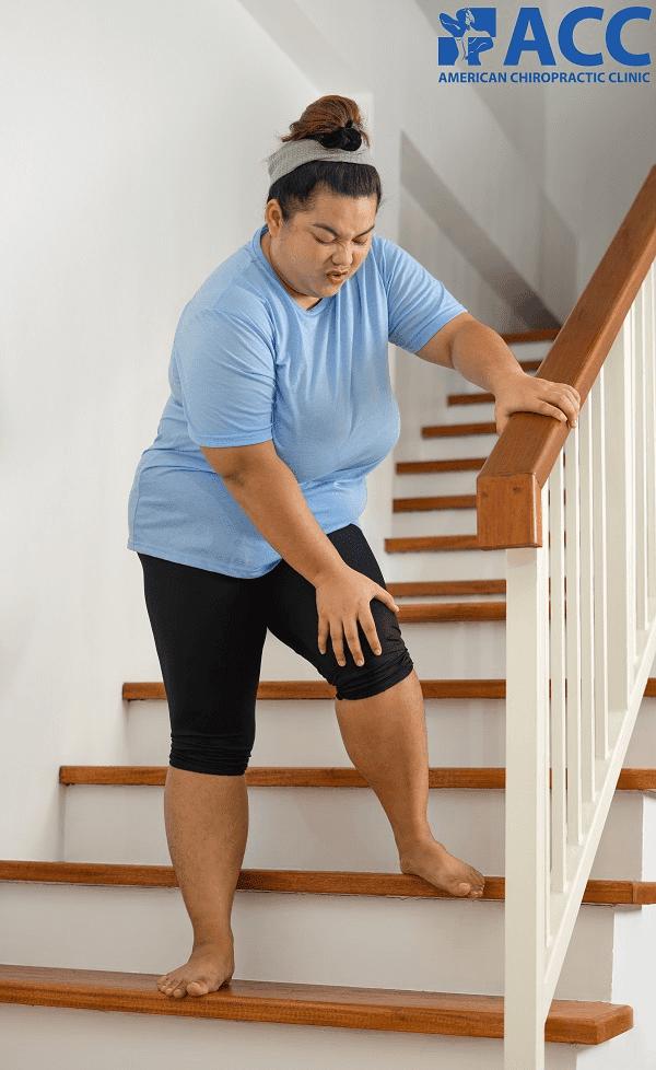 béo phì làm tăng nguy cơ thoái hóa khớp gối