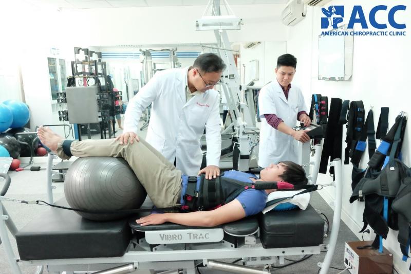 phòng tập vật lý trị liệu