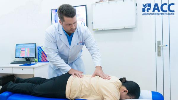 phương pháp trị liệu thần kinh cột sống tại ACC