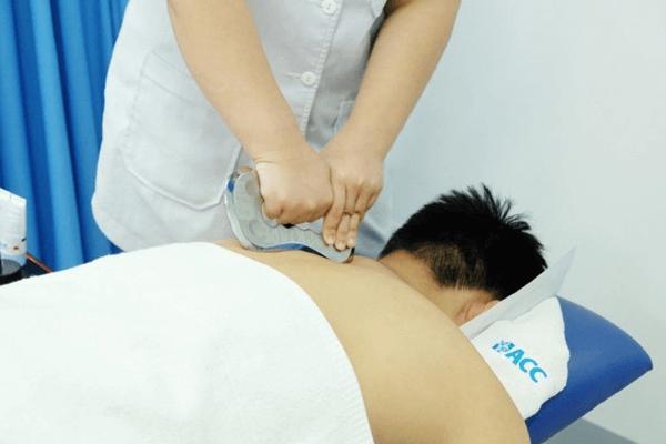 Liệu pháp Trị liệu đau mỏi cơ chuyên sâutại ACC