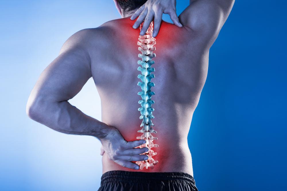 thoái hóa đốt sống thắt lưng gây đau