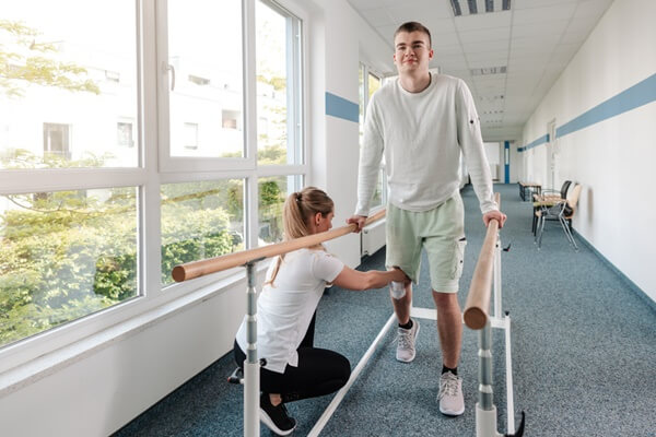 các phương pháp vật lý trị liệu phục hồi chức năng