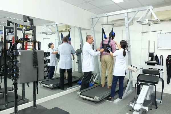 Liệu trình vật lý trị liệu - phục hồi chức năng