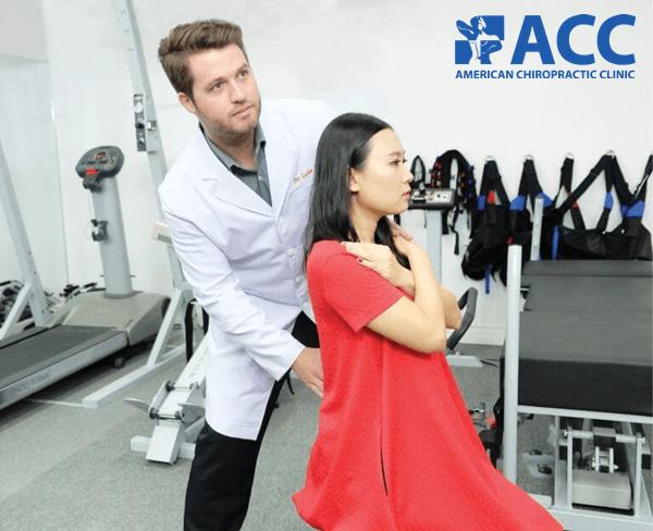điều trị đau lưng