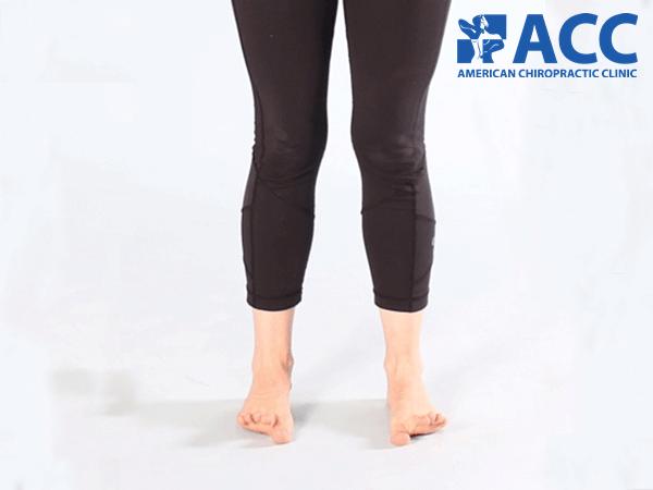 chữa bàn chân bẹt với bài luyện tập ngón chân